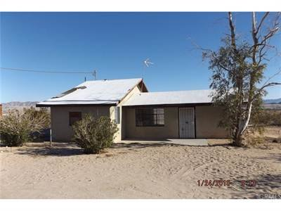 3031 Desert Heights Dr  29 Palms, Ca 92277 in REmilitary