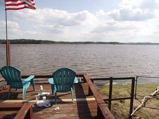 122 Pearls Ln Lake Front Property!! in REmilitary