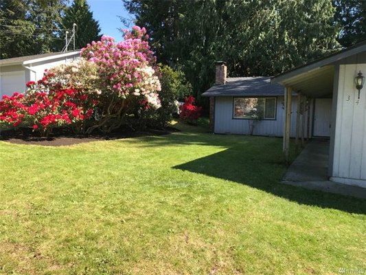 Delightful home near Wenberg County Park!! 159th in REmilitary