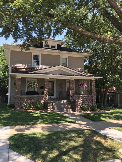 Fantastic house in heart of Wamego in REmilitary