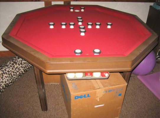 Bumper Pool Table   Dining Table   Poker Table   3 In 1 In Naperville