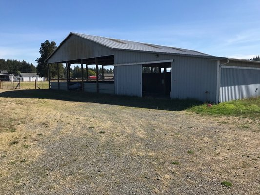 10 Acres of Level Pasture!!  110th Ave SE in REmilitary