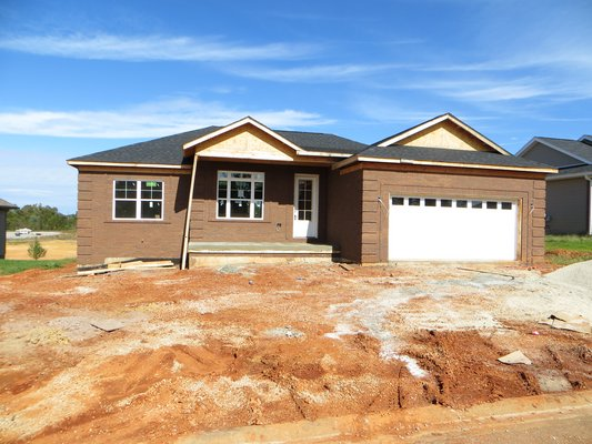 New Construction Ranch with 4 bedrooms, 3 baths in REmilitary