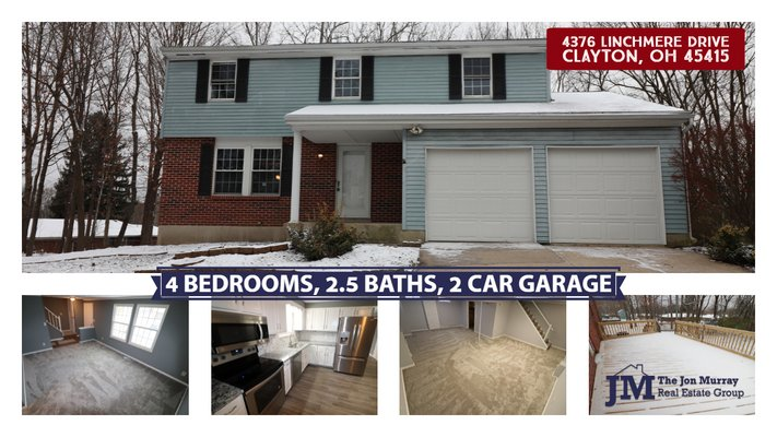 4376 Linchmere Drive Clayton OH 45415 in REmilitary
