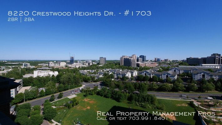 8220 Crestwood Heights Dr. #1703 McLean, VA 22102 in REmilitary