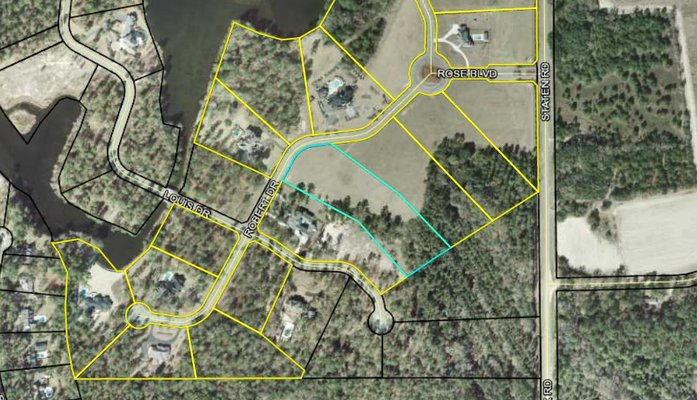 4442 Robert Drive - LAND in REmilitary