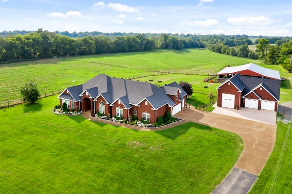 Custom Built Execute Home on 53 Acres! in REmilitary