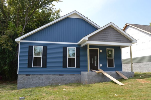 New construction 3 bedroom 2 bath home. in REmilitary