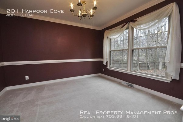 201 Harpoon Cove Stafford, VA 22554 in REmilitary
