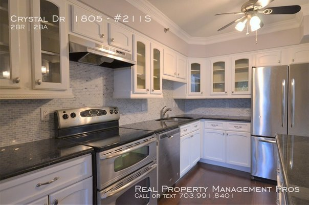 1805 Crystal Dr #211S Arlington, VA 22202 in REmilitary