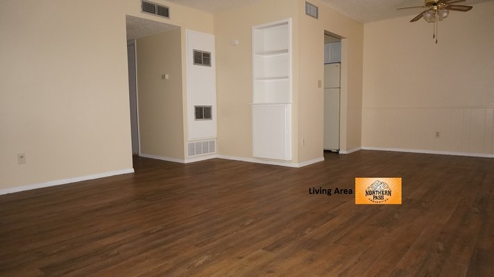 2 Bedroom Apartment, 1 Month Free, Refrigerated AC in REmilitary