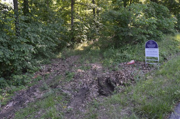 40.4 wooded acres. in REmilitary
