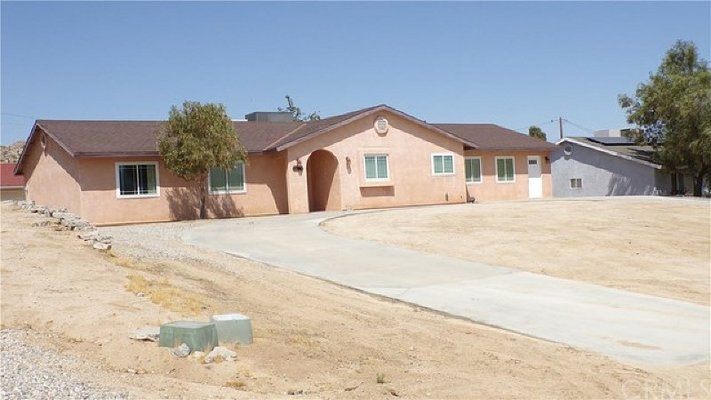 57644 Sierra Way   Yucca Valley Ca 92284 in REmilitary