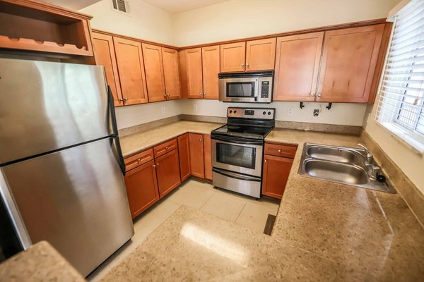 Cozy two bedroom/two bathroom condo!! in REmilitary