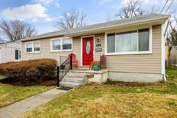 4 Bedroom Catonsville Home in REmilitary