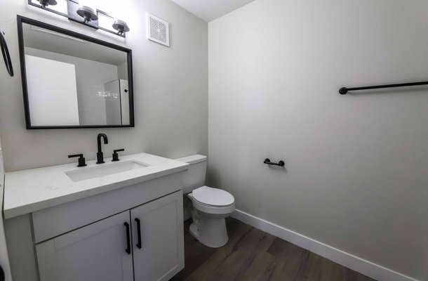 FULLY UPGRADED one of a kind condo in a desirable in REmilitary
