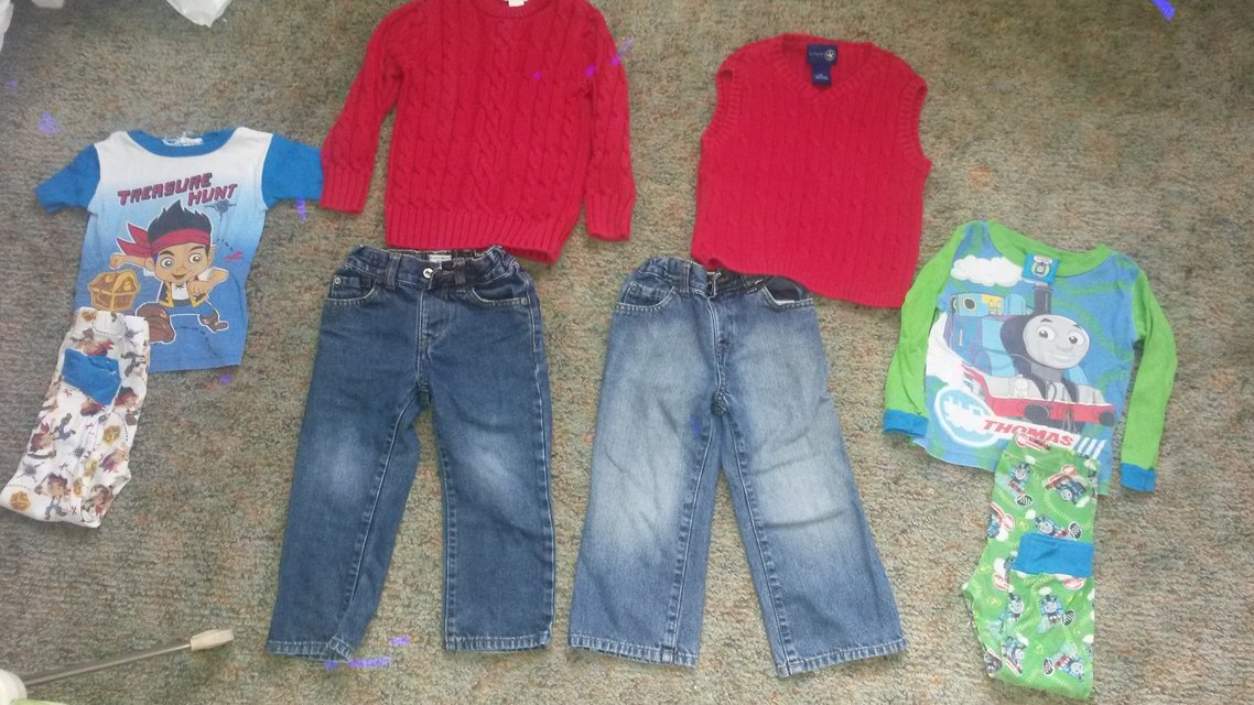 Boys 3t lot | Baby Clothing for sale on Cherry Point Yard ...