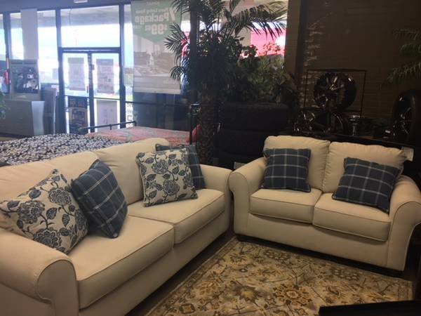 Adderbury Sofa Loveseat By Ashley In Schofield Barracks